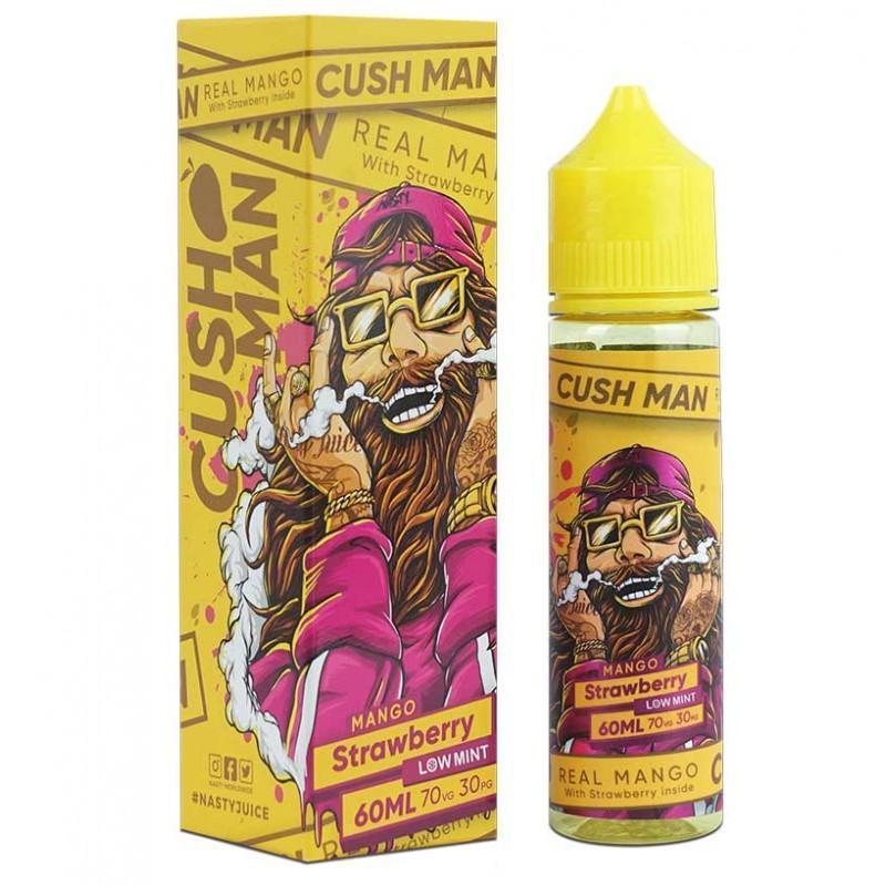 Nasty Cush Man Mango Strawberry 60mL