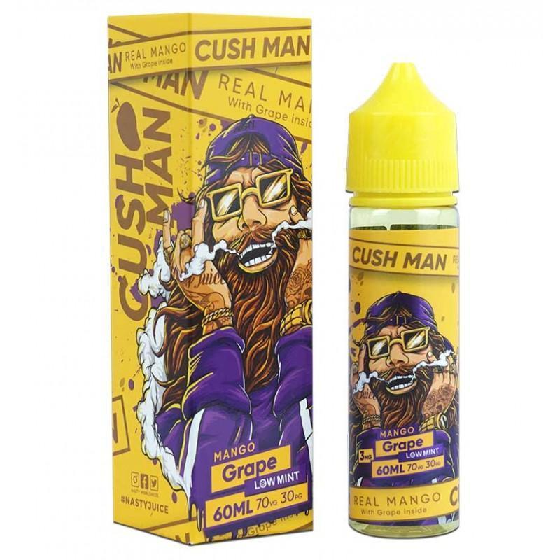 Nasty Cush Man Mango Grape 60mL