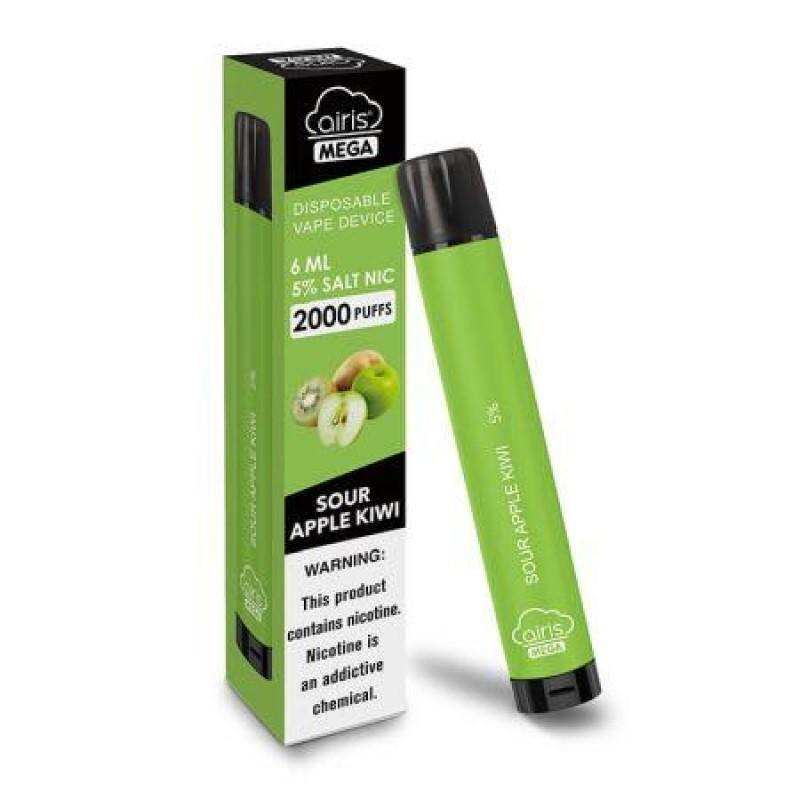 Airis MEGA Disposable Vape Device - 3PK