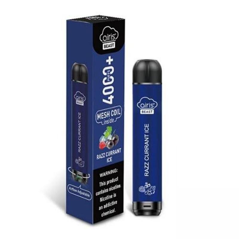 Airis BEAST Disposable Vape Device - 10PK