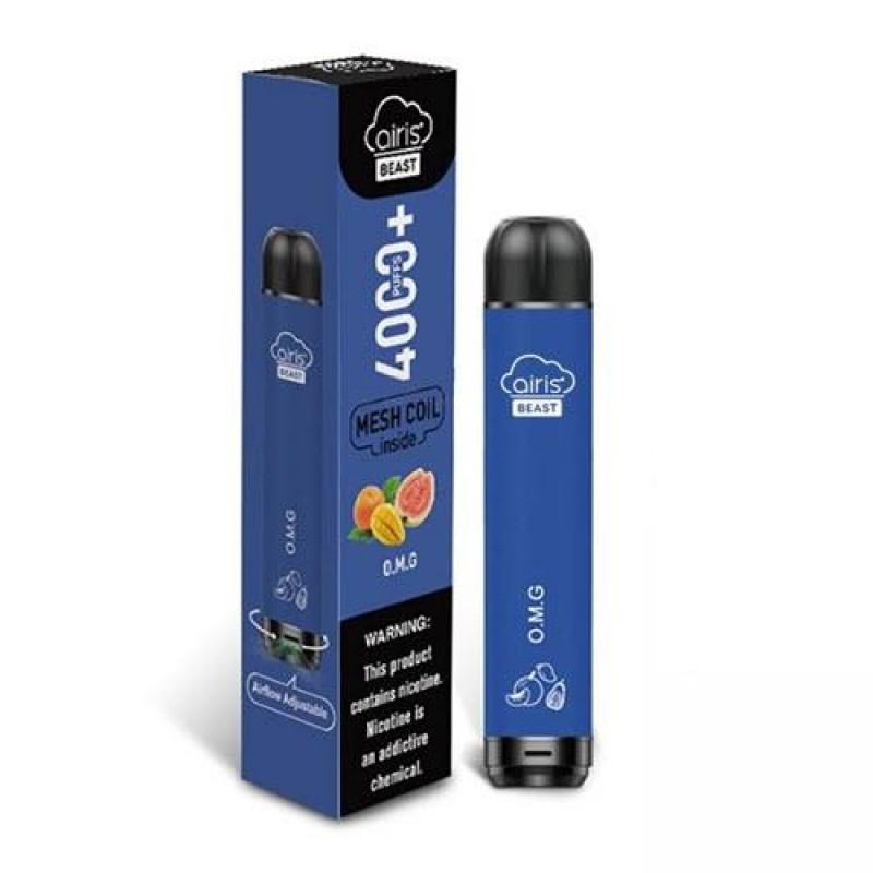 Airis BEAST Disposable Vape Device - 1PC